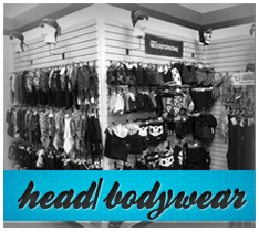 Motorcycle Headwear / Bodywear